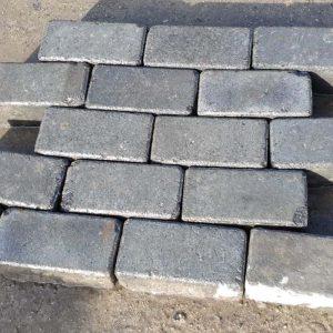 beton klinkers keiformaat grijs